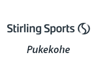 Pukekohe AFC Minor Sponsor - Stirling Sports Pukekohe